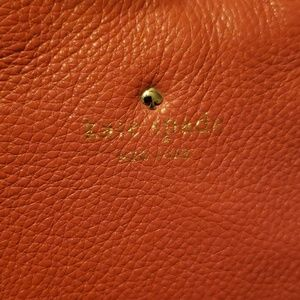 kate spade Bags - Kate Spade Red Orange Purse
